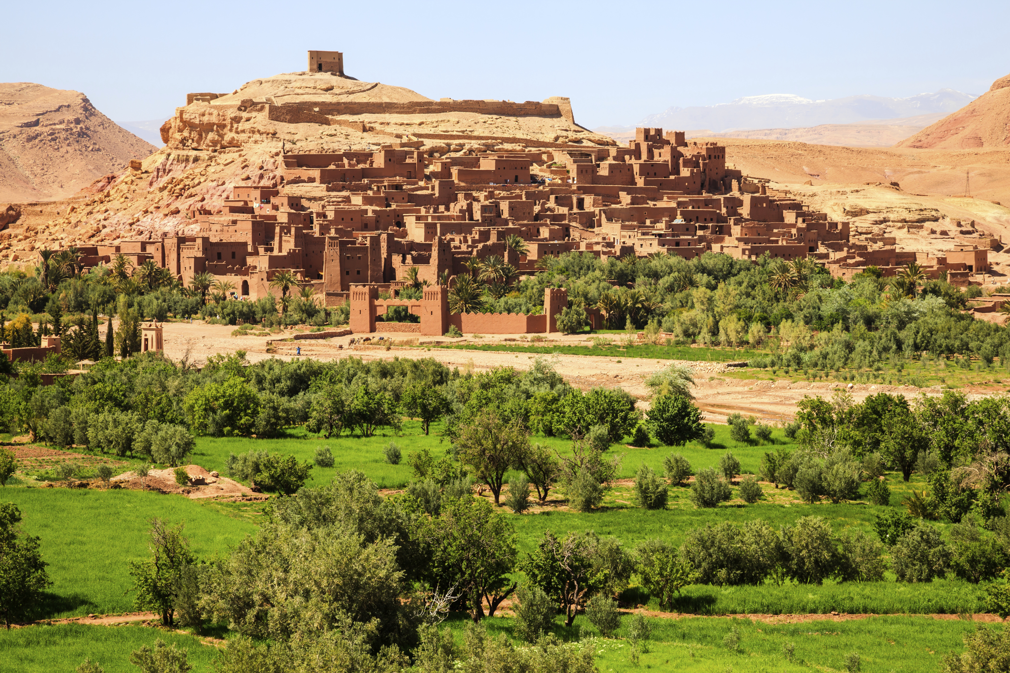 Ouarzazate and desert mhamid 4 days 3 nights gray for Morocco motors erie pa