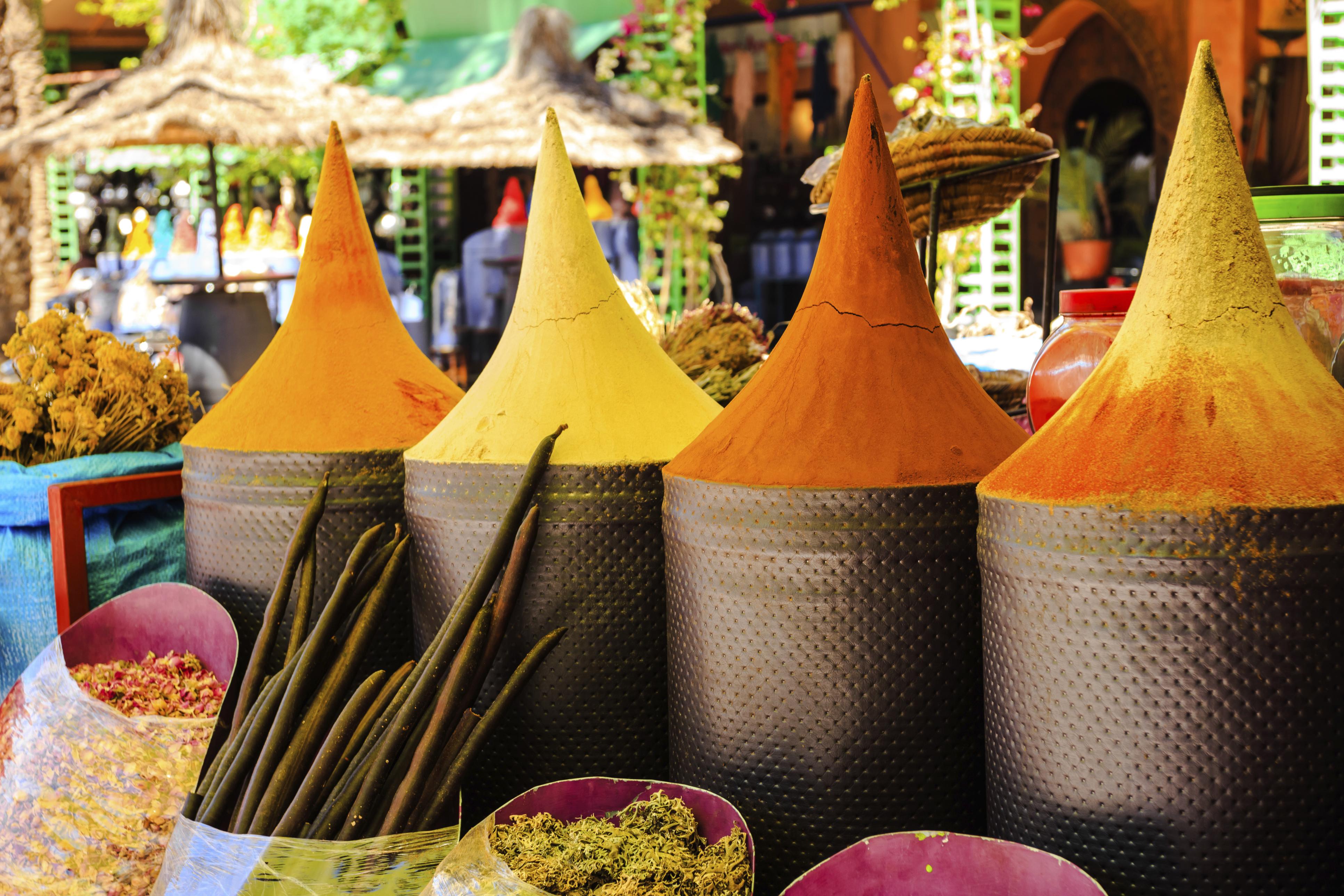 ... lieu de rencontre et d'echange - Photo de La Ferme Berbère, Marrakech
